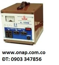 Ổn áp Lioa (SH) 1KVA (150V~250V)