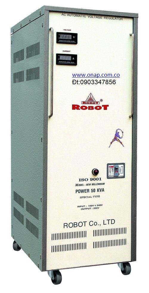 Robot 50KVA 1pha